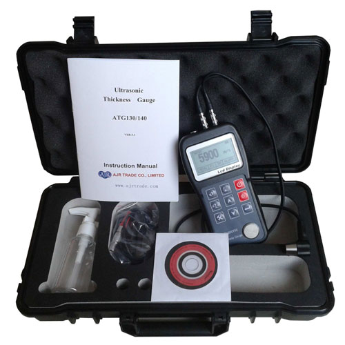 AJT-NDT-ATG140-Ultrasonic-Thickness-Gauge